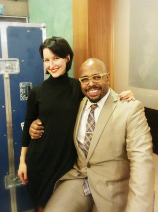 Christian McBride & Ksenia Parkhatskaya