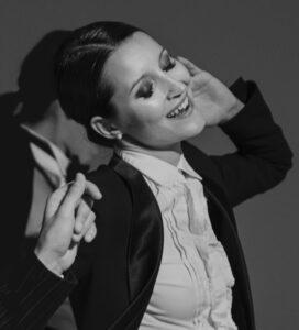 Ksenia Parkhatskaya, dancer, choreographer, producer.