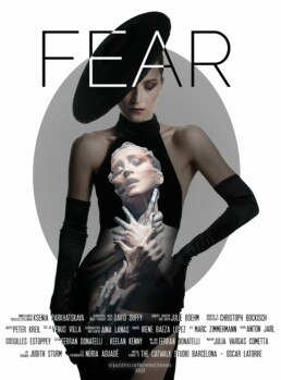 poster for FEAR production